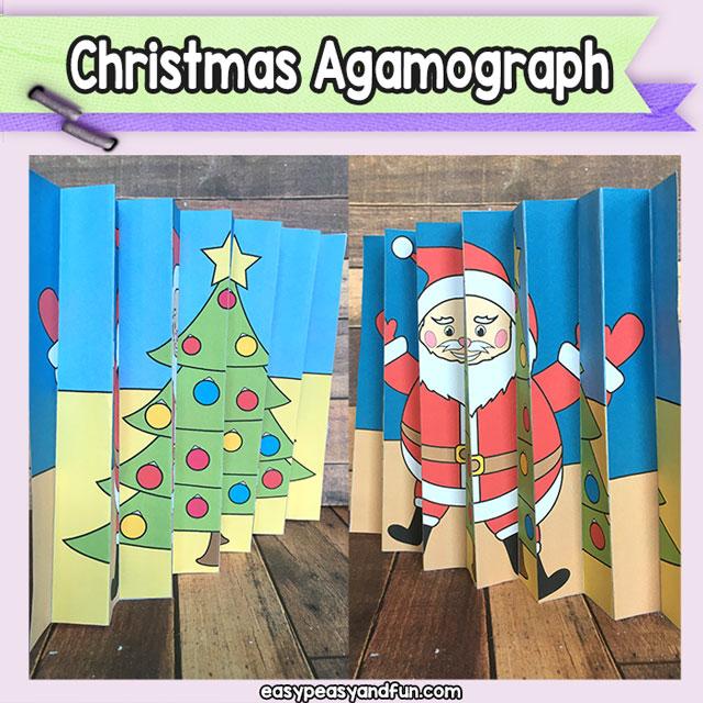 Christmas Agamograph