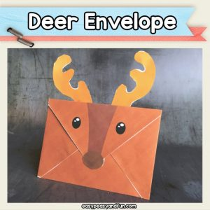Deer Envelope