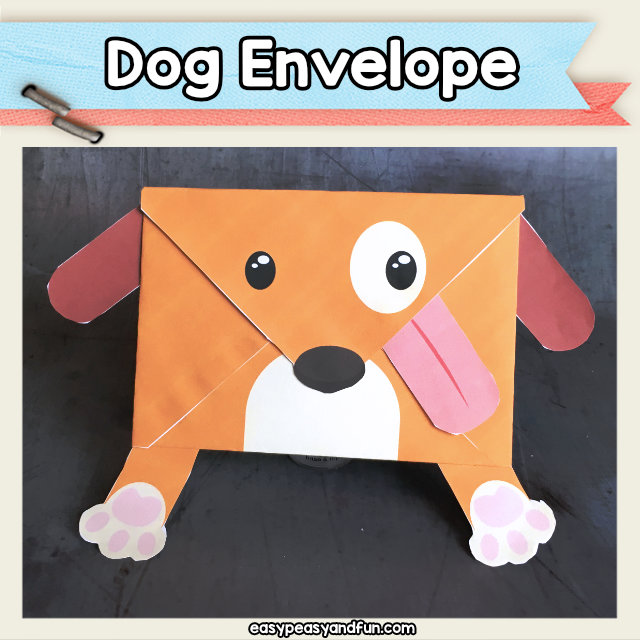 Dog Envelope