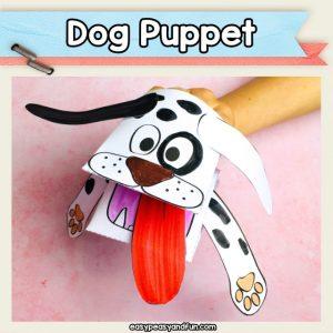 Dog Hand Puppet