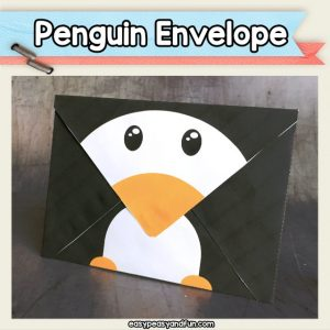 Penguin Envelope