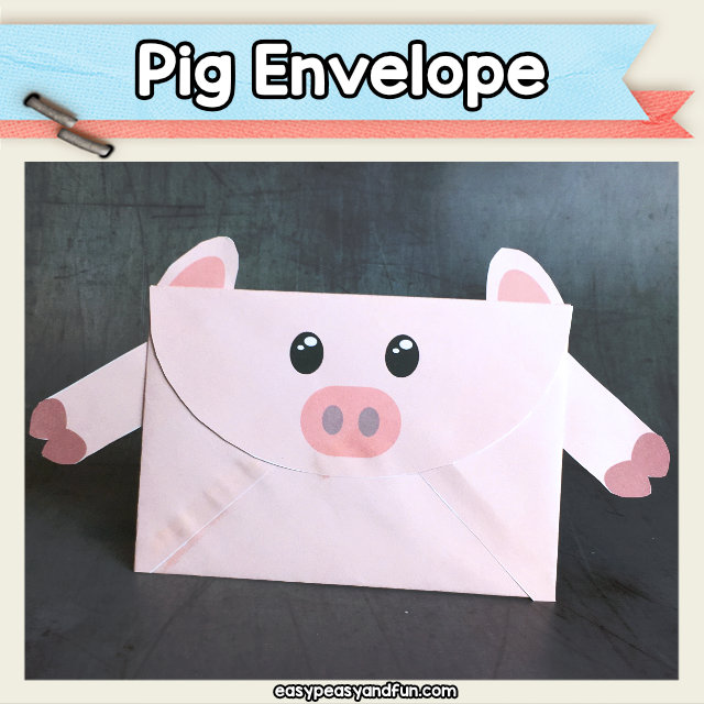 Pig Envelope