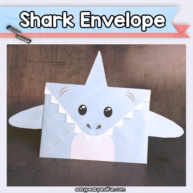Shark Envelope