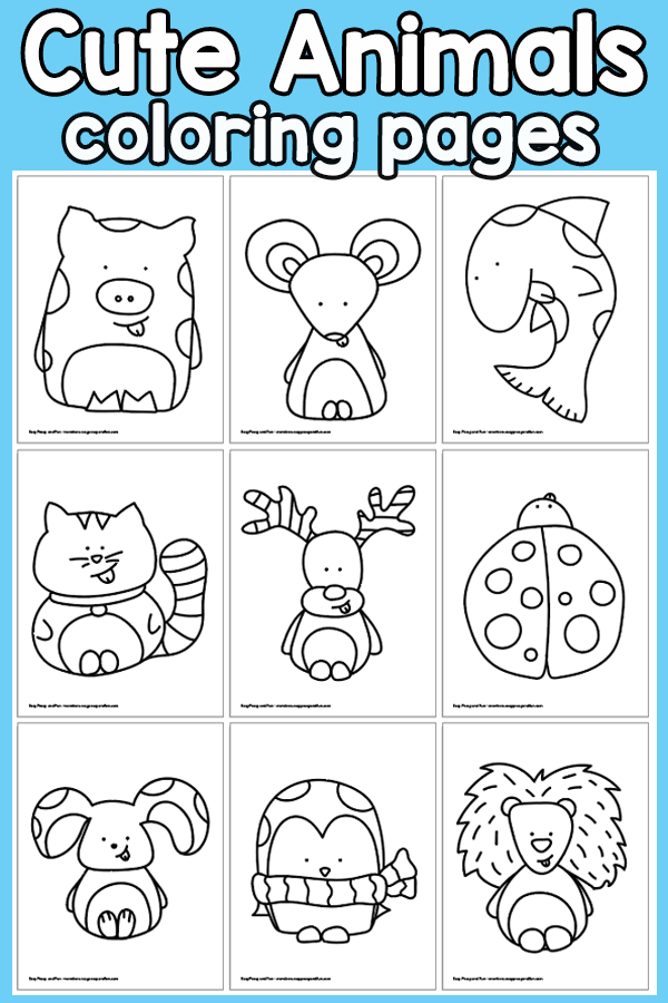 coloring pages : Anime Animals Coloring Pages Awesome Cute ... | 900x600