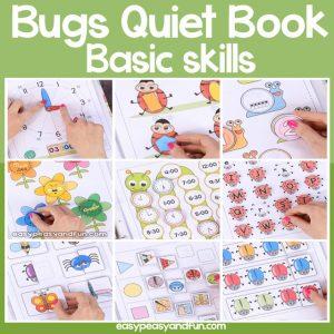 Bugs Activity Book