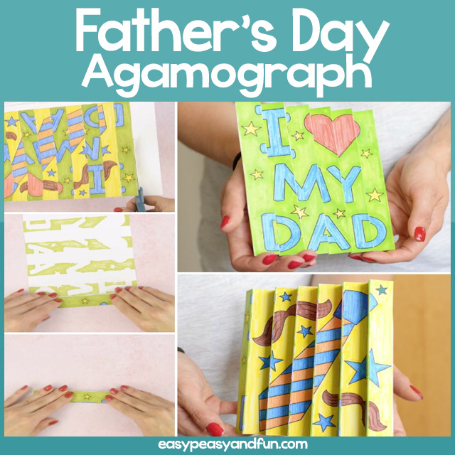 Father's Day Agamograph