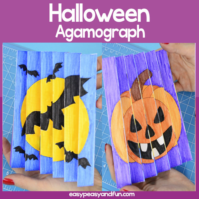 Halloween agamograph