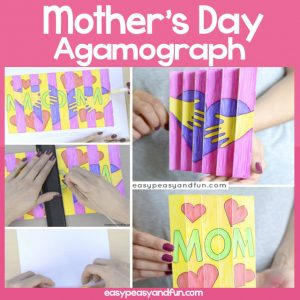 Mother's Day Agamograph
