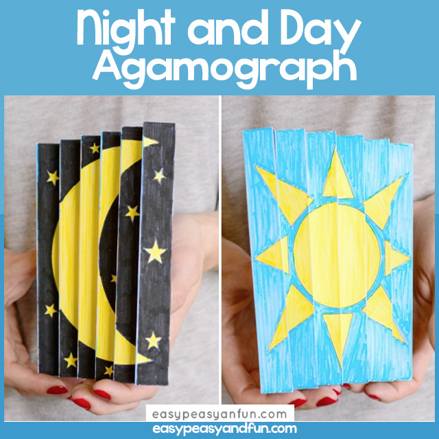 Night and Day Agamograph