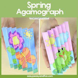 Spring Agamograph