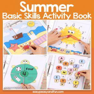 Summer Basic Skills Activity Book