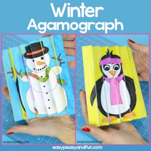 Winter agamograph