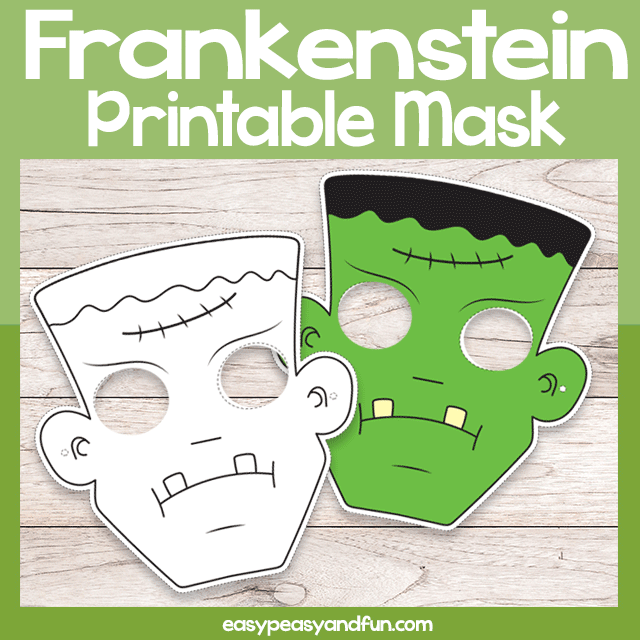 Frankenstein Mask