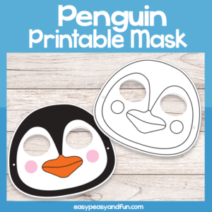 Penguin Mask
