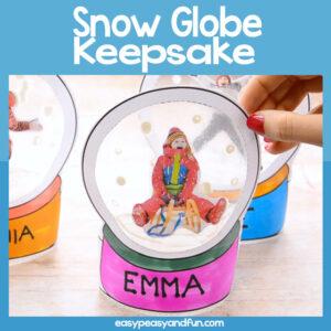 Snow Globe Keepsake