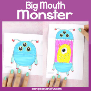 Big Mouth Monster