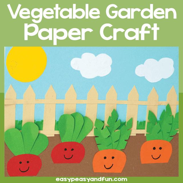 Paper Garden Craft